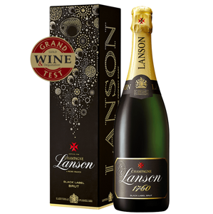 Lanson Black Label Brut box