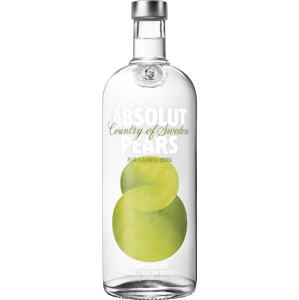 Absolut Pears 40% 1l