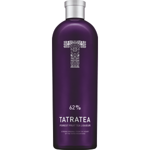 Karloff Tatratea Forest Fruit 62% 0,7l