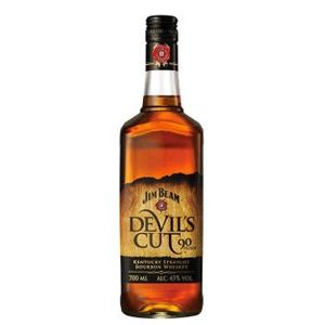 Jim Beam Devil's Cut 45% 0,7l