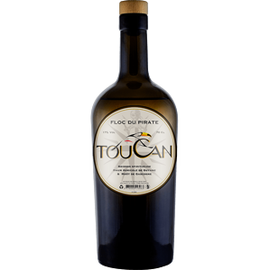 Toucan Floc du Pirate 17% 0,7l
